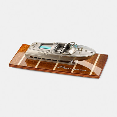 Riva Aquarama metal scale model - CYBER MONDAY | Riva Boutique