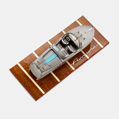 Riva Aquarama metal scale model - black_friday | Riva Boutique