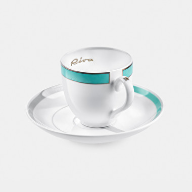 Set 2 Espresso cups - home | Riva Boutique