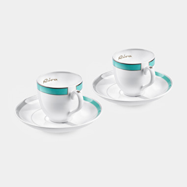 Set 2 Espresso cups - homepage category slider | Riva Boutique