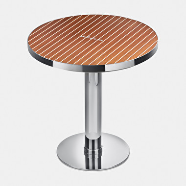 Riva Aquarama tables - round - INSPIRED BY ICONS | Riva Boutique