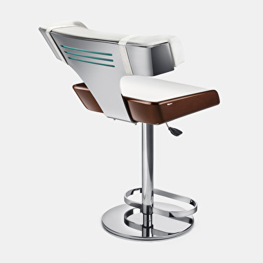 Riva Aquarama stool - FURNISHING | Riva Boutique