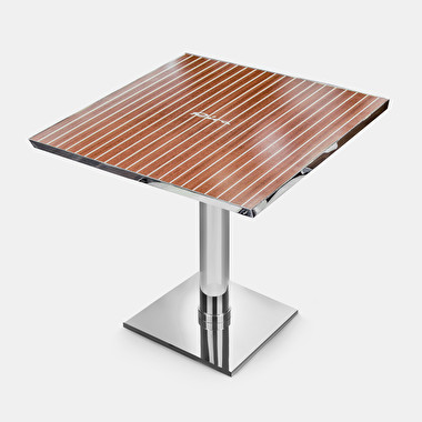 Riva Aquarama tables - square - INSPIRED BY ICONS | Riva Boutique