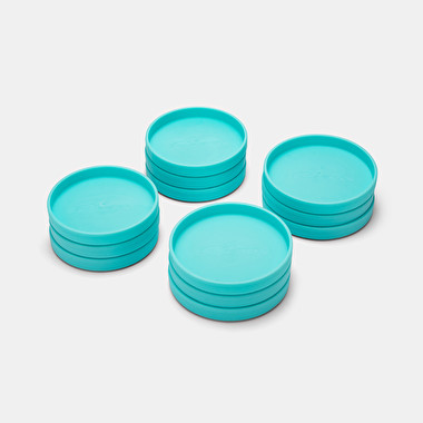 Set of 12 coasters - home | Riva Boutique