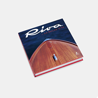RIVA OU LA DOLCE VITA BOOK - collector | Riva Boutique